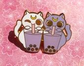 Artemis & Luna Sailor Moon Pin