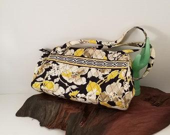 4ab9eeedab21 Vintage Dogwood Retired Print Vera Bradley Handbag