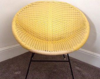 Vintage 1960s Cone Chair