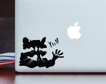 Hello mac decal | Etsy