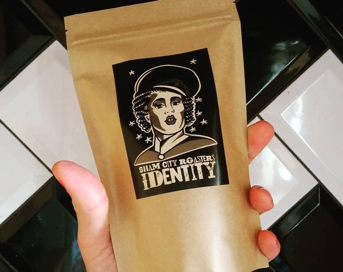 "Featured listing image: Filter Coffee, Freshly Roasted - ""Identity"" Single Origin From Sham City Roasters, Craft filter coffee roasted in Hastings, UK"