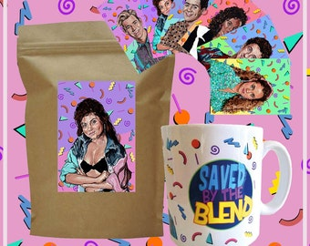 Saved By The Bell collab