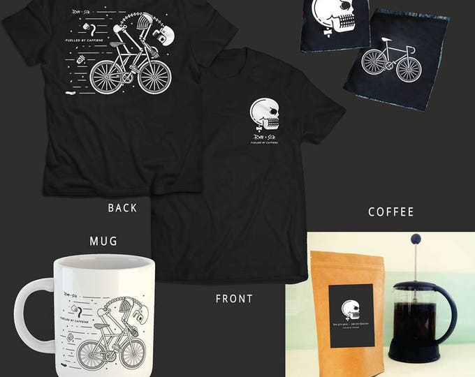 Ride With Wolves x Sham City Roasters Bundle 1