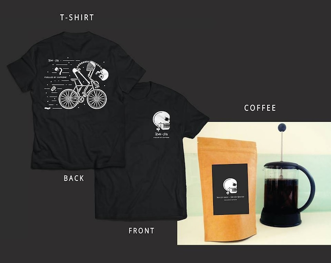 Ride With Wolves x Sham City Roasters Bundle 4