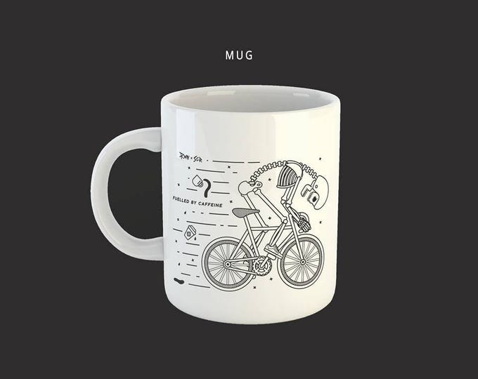 SALE** Ride With Wolves x Sham City Roasters Mug