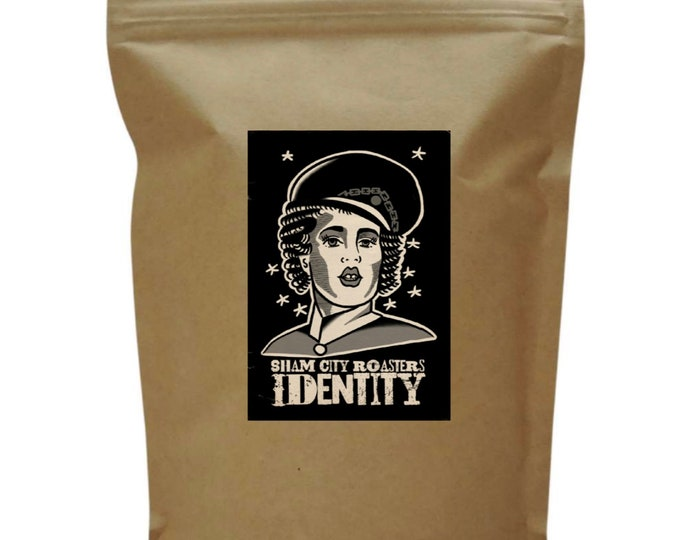 """Featured listing image: Filter Coffee, Freshly Roasted - """"Identity"""" Single Origin From Sham City Roasters, Craft filter coffee roasted in Hastings, UK"""