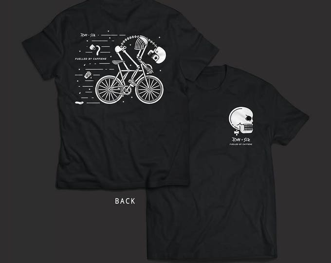Ride With Wolves x Sham City Roasters Shirt