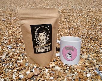 "Freshly Roasted Coffee - ""Identity"" Single Origin From Sham City Roasters, Craft filter coffee roasted in Hastings, UK"