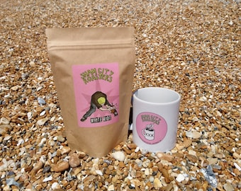 "Freshly Roasted Coffee - ""White Riot"" Single Origin Roast From City Roasters, Craft filter coffee roasted in Hastings, UK"
