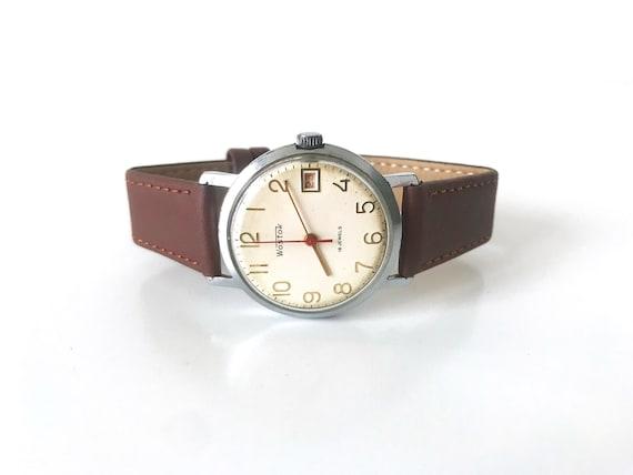 Soviet watch Russian watch Vintage Watch Mens watc