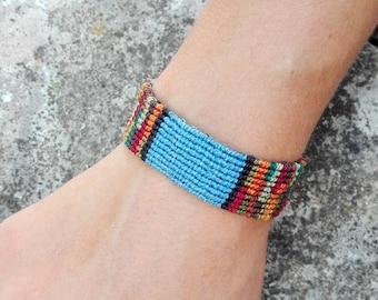 Friendship bracelet / Brazilian Surf bracelet / men women bracelet