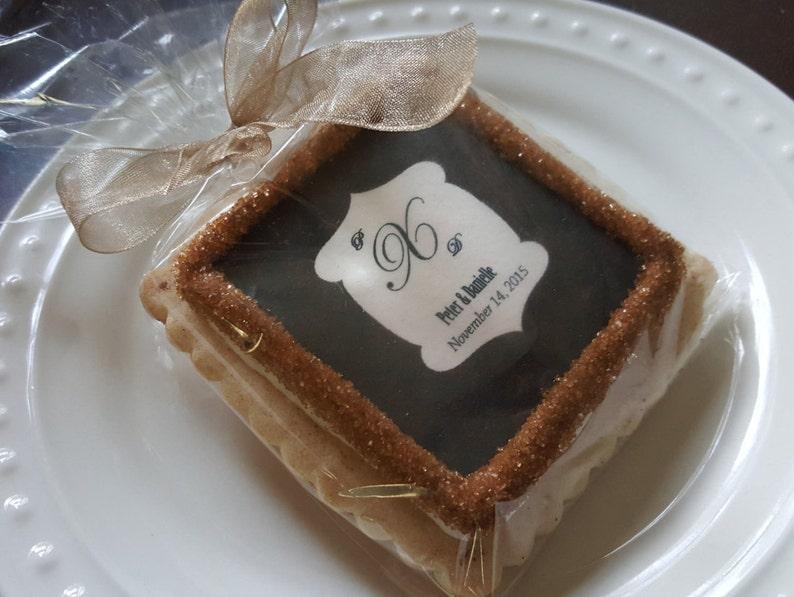 WeddingMonogram Cookies