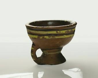 Handmade incense burner