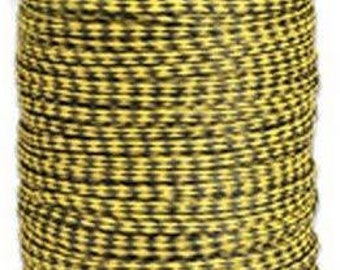 "White Size #10 5//16/"" x 100 ft. CWC Glazed Sash Cord # 120020 NEW"