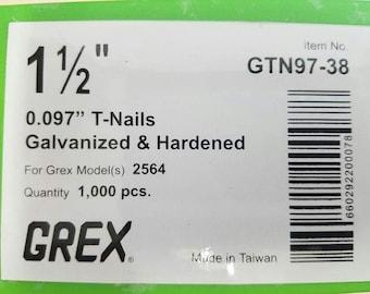 Grex 1 X 097 Tnails 2m