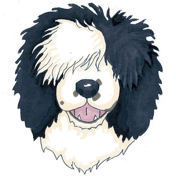 Custom Dog Cartoon | Pet Caricature | Dog Doodle | Bespoke Dog Drawing,  Portrait, Illustration