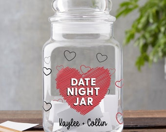 Romantic Jar Etsy