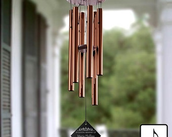 Personalized Memorial Wind Chime, Sympathy Gifts, Gifts for Memorial
