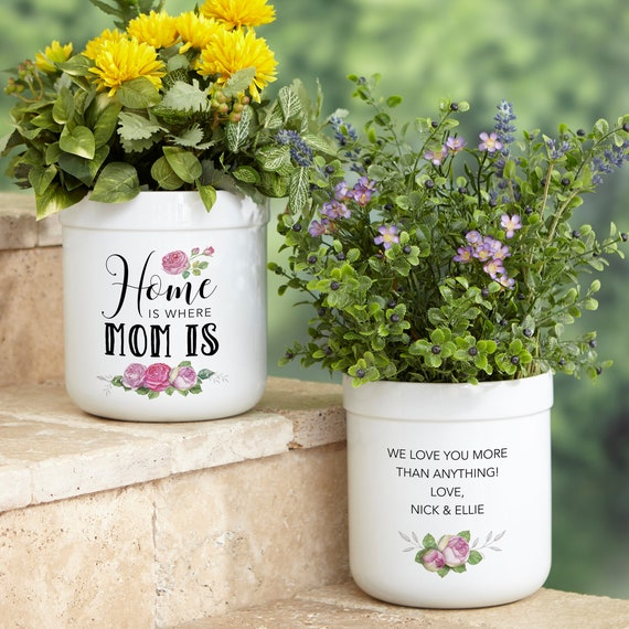 Floral Mom Pot Collection
