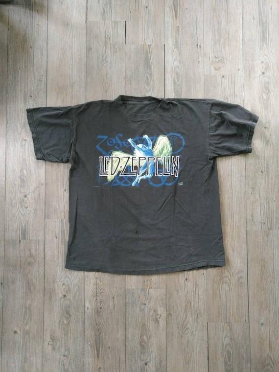 Vintage Led Zeppelin t shirt 1995