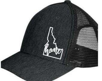 723d5b37 Idaho hat | Etsy