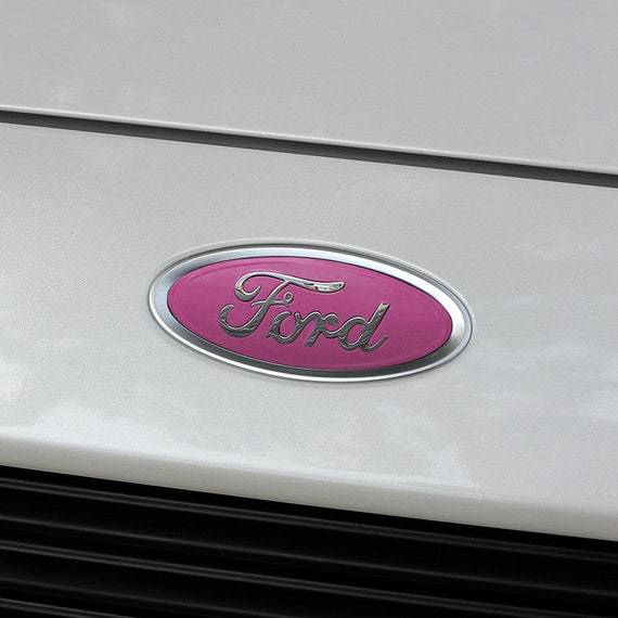 Ford Steering Wheel Airbag Decal Overlay Focus Fiesta Edge Fusion Escape F150