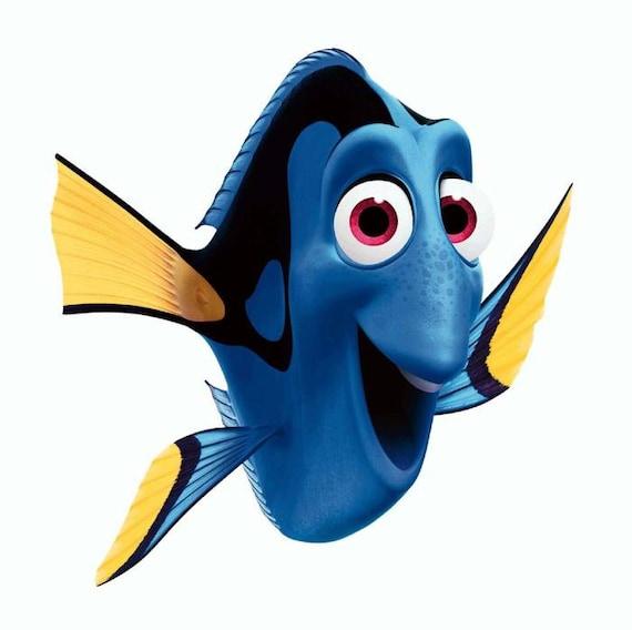 Dory Finding Nemo Fish boat fishing diving truck Car   Etsy