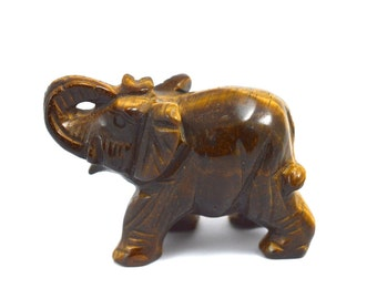 Tiger Eye Elephant