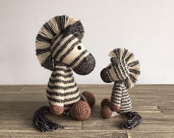 Betje Zebra - My krissie Dolls (Custom-made)