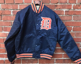 1e164c671ba7 Starter Detroit Tigers Satin Jacket