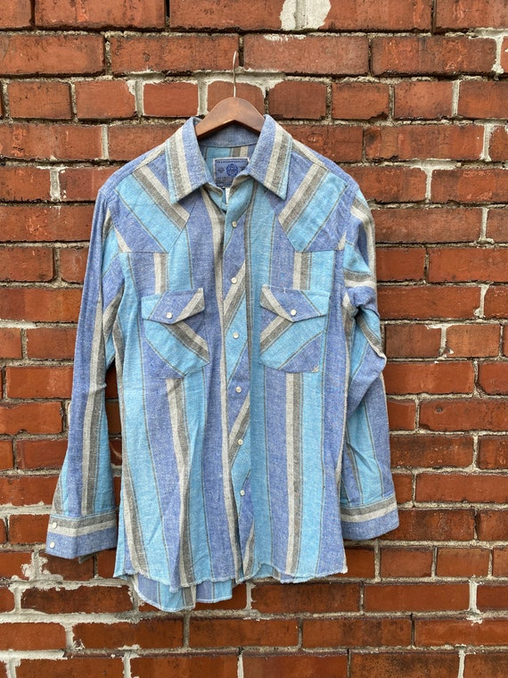 Vintage 70s Flannel Dazed and Confused That 70s Sh