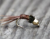 Beaded Pheasant Tail Nymph, Fly Fishing Flies, Fishing Fly, Fishing Lure, Fishing Bait, Fishing Gift, Fly Fishing Gift, Fly Fishing Fly,