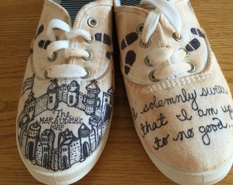 8b9887f472dc vans shoes harry potter