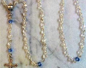 First Communion Rosary