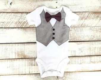 73a4569c7ac9 Baby wedding outfit