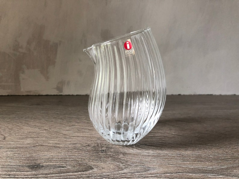 0cd097aa3e Rare Vintage Iittala Finland Gluck Small pitcher creamer