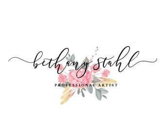 Custom logo design | Etsy