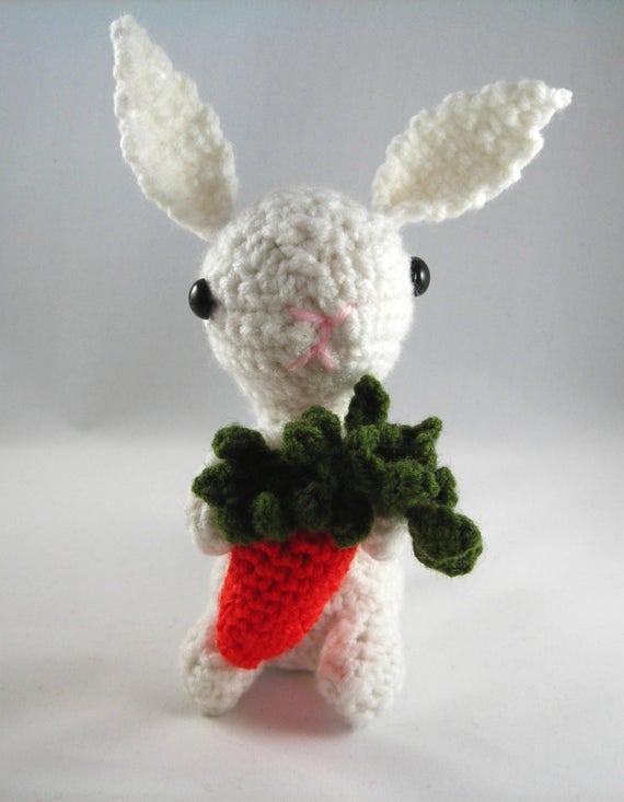 Bretagne Bunny/häkeln Kaninchen/Rabbit/gefüllte Spielzeug | Etsy