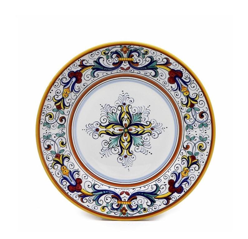 Salad Plate RICCO DERUTA DELUXE