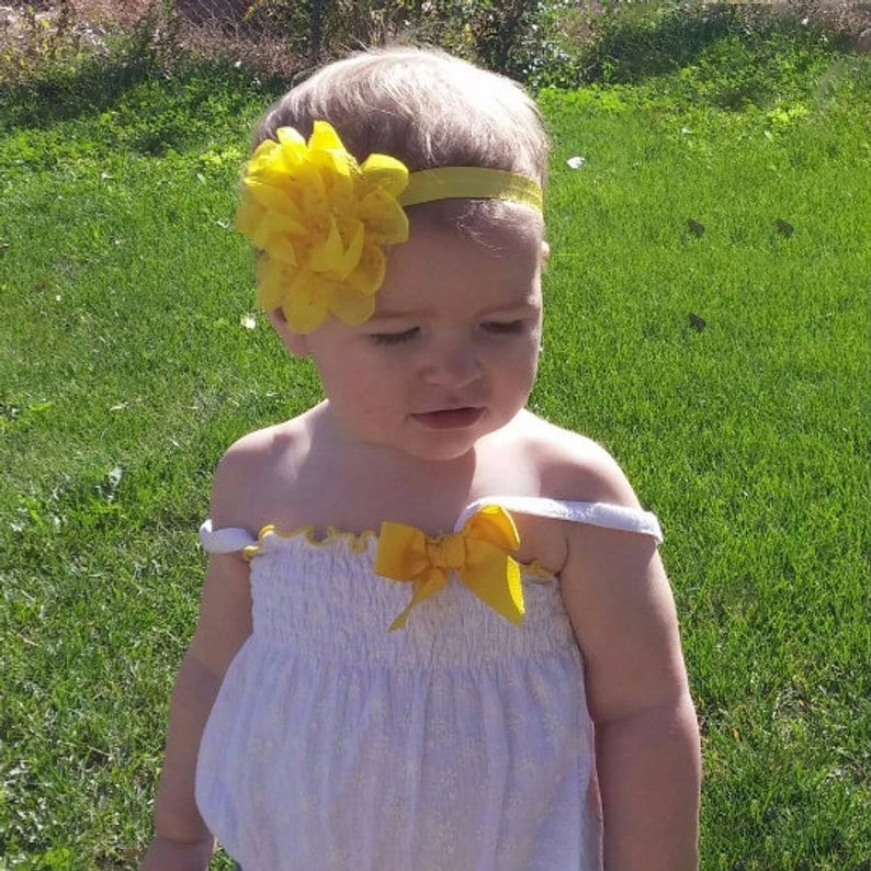 Headbands and Bows Headbands Bows and Headbands Babies Baby Headband White Baptism Headband Headband for Baby Girl Baby Girl