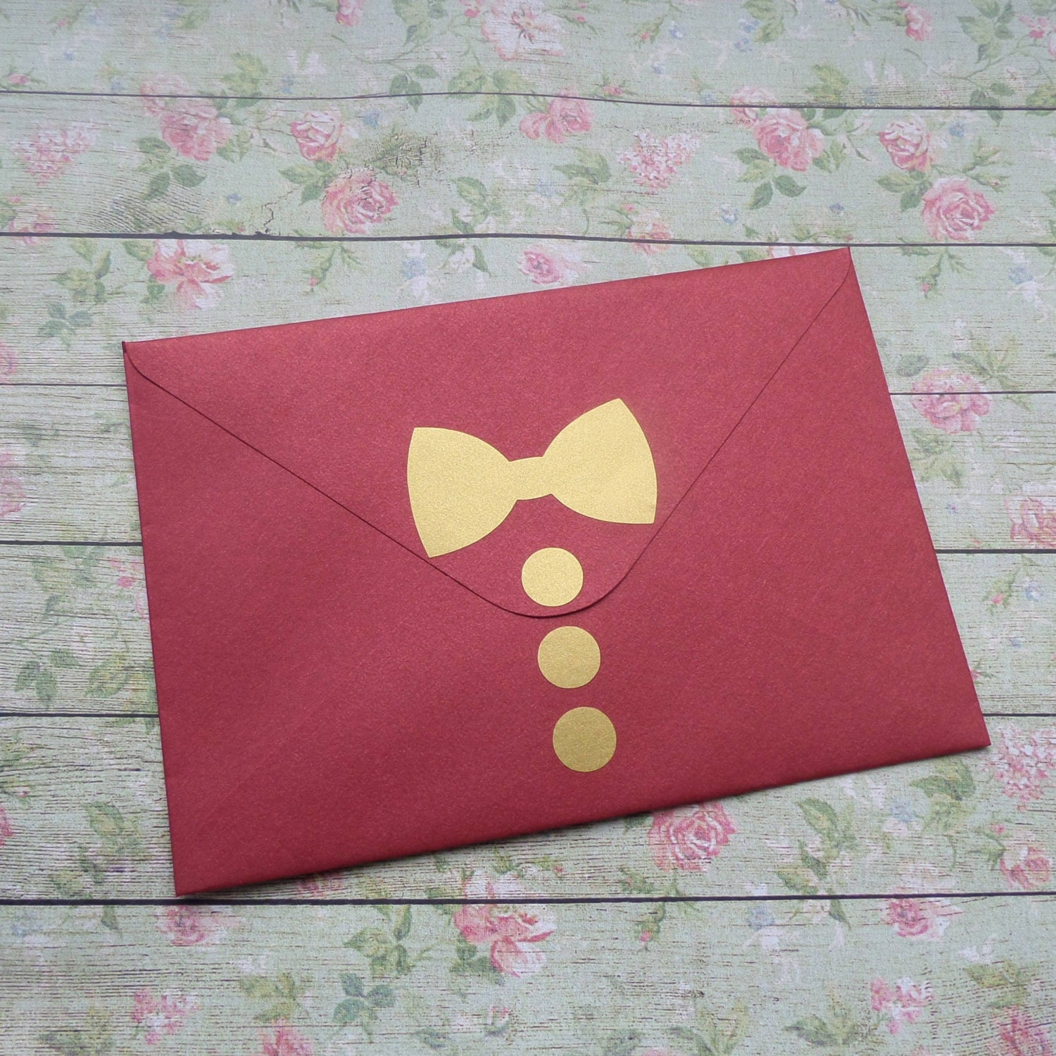 25 Bow Tie Baby Shower Stickers with buttons vinyl bow tie   Etsy