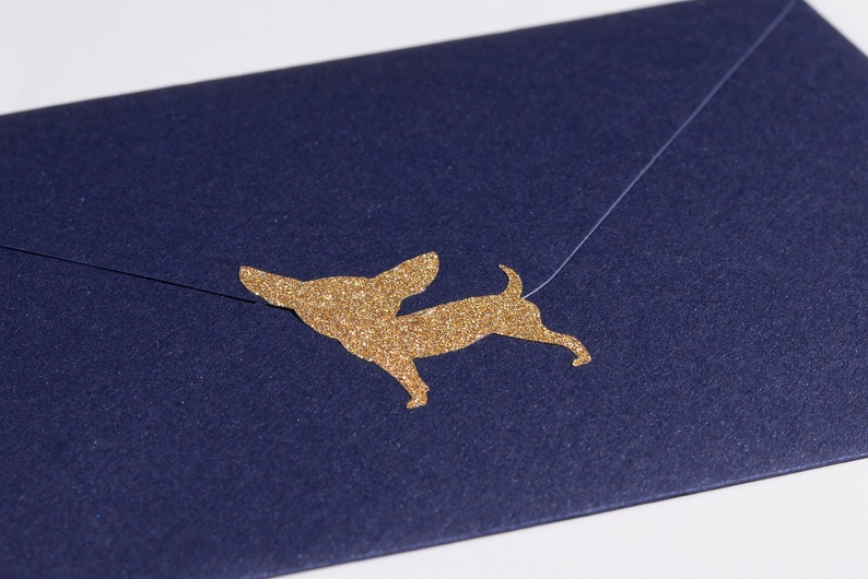 animal stickers dog stickers animal decals dog party decorations 20 Glitter Chihuahua stickers invitation seal gold chihuahua decals