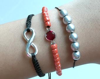 Trio bracelet - Do it yourself kit