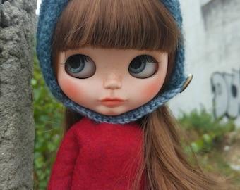 Gnome hat for Blythe, Pixie hat Blythe Doll