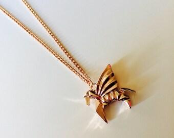 Unicorn | Pegasus | Horse | My Pony  | Geometric | Necklace