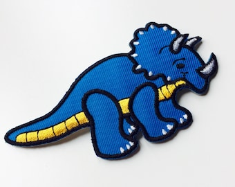 Dinosaur | Kawaii | Patch | Cute | Hipster | Trendy | Emo | DIY | Fashion | Retro