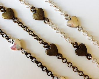 Sale | Bracelet | Heart | Love | Cute | Dainty | Pretty | Anniversary | Gift