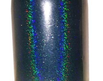 Navy Blue Prism Holographic Nail Art Glitter. True Ultra Fine Multi-Color Nail Polish Glitter. Free Shipping!