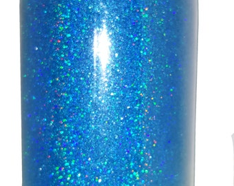 Royal Blue Prism Holographic Nail Art Glitter. True Ultra Fine Multi-Color Nail Polish Glitter. Free Shipping!