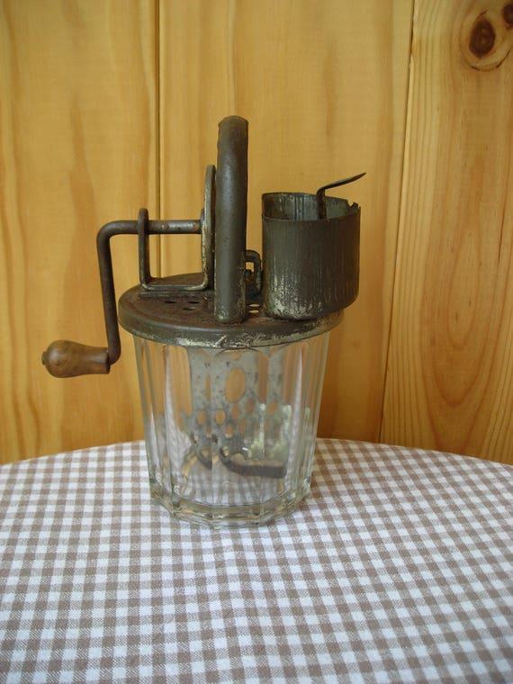 Creatore di maionese Vintage francese. Battitore di cucina | Etsy